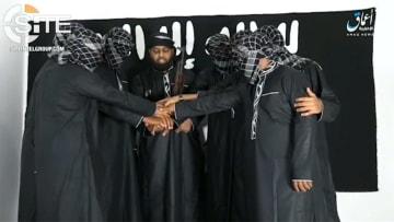 高橋さん犠牲の爆発実行犯か 「イスラム国」犯行声明に
