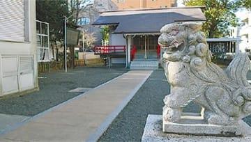 安浦神社が青空市場に「ヤスウラ市場」フリマやウクレレライブも@横須賀市