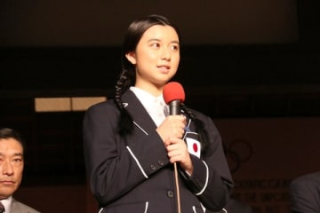NHKの大河ドラマ「いだてん~東京オリムピック噺~」に出演が決まった上白石萌歌さん