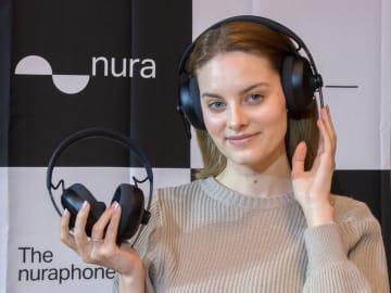 """""""ヘッドホン+イヤホン"""" ハイブリッド製品「nuraphone」日本上陸。全自動キャリブレ、ノイキャンなど多機能搭載"""