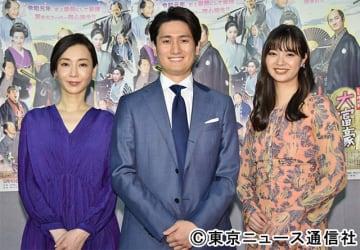 中村隼人がコミカル時代劇で連ドラ初主演!「気絶のレパートリーを楽しんで」