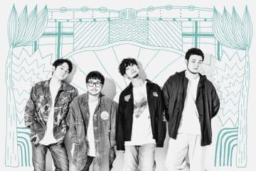 DENIMS、2nd Full Albumのジャケット・ツアー詳細発表!