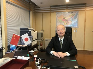新たな駐重慶日本総領事「2国間交流を積極的に推進したい」