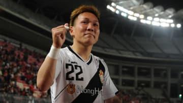 鹿島、「韓国の日本人」にやられる!関川郁万のデビュー戦を飾れず