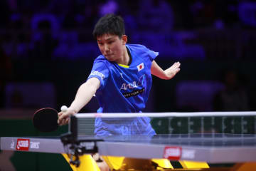 【卓球】張本智和、1度も勝ったことがない相手にも完勝で4回戦進出<世界卓球2019>