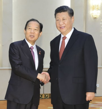Chinese President Xi vows to visit Japan in June to attend G-20 summit