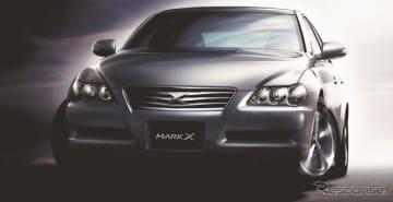 10代目マークX(2004年)