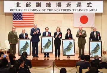 なぜ? 返還され民間地になったのに…空は米軍が訓練で使用 沖縄・米軍北部訓練場2016年に一部返還後も制限空域、縮小されず