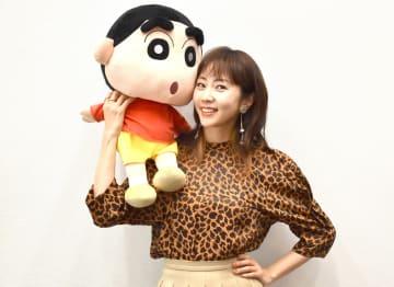 初めて買った漫画は「クレヨンしんちゃんです」女優・木南晴夏、思い出の作品でアニメ映画初声優