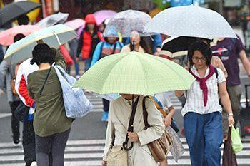 ことしの梅雨 長引く可能性 沖縄気象台が3カ月予報