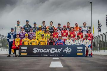 元F1ドライバーも多数参戦のストックカー・ブラジルが開幕。ルーベンス・バリチェロが2位表彰台