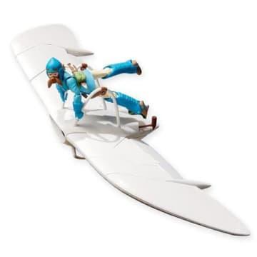 「風の谷のナウシカ」のメーヴェの玩具「想造ガレリア メーヴェ&ナウシカ[Full Action Ver.]」(C)Studio Ghibli