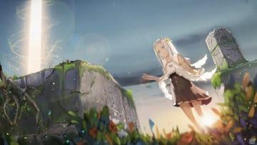 Switch版「Light Tracer」が本日発売!神の力でお姫様を塔の頂上まで導くパズルゲーム