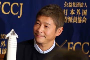 ZOZO前澤社長、ツイッター再開 早速、「記念に100万円ください」などの反応相次ぐ