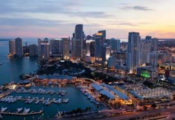 F1マイアミGPの実現遠のく。ベイエリアでの開催プランが廃案との報道