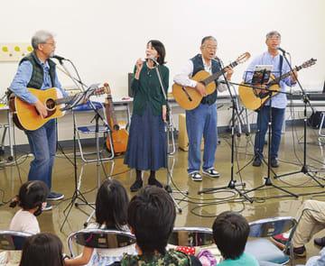 元劇団四季の史桜さんと館内探検も 横浜市社会教育コーナーで親子向けまつり