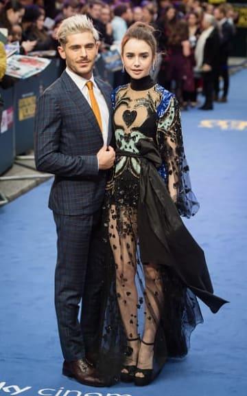 ザック・エフロン&リリー・コリンズ主演!シリアルキラーを描いたNetflix映画のプレミア開催!