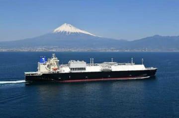 商船三井/東京ガス向けLNG船2隻を「エネルギーイノベーター」などと命名