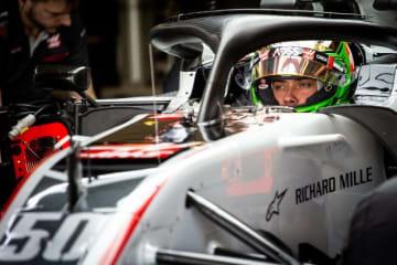 F2参戦中のルイ・デレトラズ、シミュレータードライバーとしてハースF1と契約