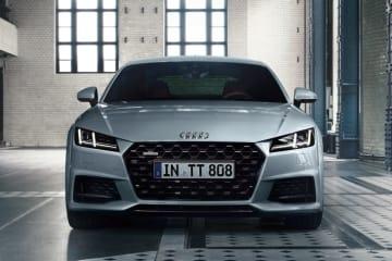 アウディ 限定モデル TT 20yearsを発売 世界限定999台、日本では20台限定