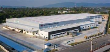 ニッコンHD/タイ現地法人が1.4万m2の新倉庫竣工