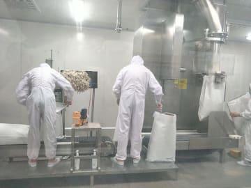 中国産の大豆プロテイン、「一帯一路」沿線国に進出