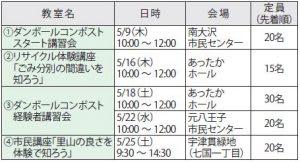 情報ファイル/講座・催し(2)