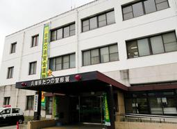 兵庫県警たつの署=たつの市龍野町富永