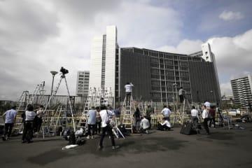 東京地裁、ゴーン被告の保釈を決定