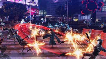 スイッチ/PS4『ペルソナ5スクランブル ザ・ファントムストライカーズ』発表! ω-Forceとタッグを組む、シリーズ初のアクションRPG