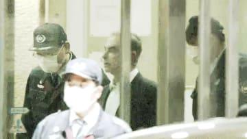 【速報】ゴーン氏再保釈 今回は変装なし