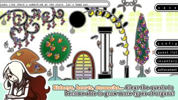 内蔵育成シム『Forget Me Not: My Organic Garden』モバイル版がリリース!カラフルな内蔵を育てろ