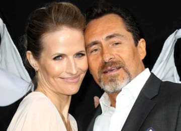 Actor Damian Bichir Announces Death of Wife Stefanie Sherk On Instagram