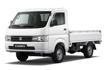 スズキ インドネシアで小型トラックの新型「キャリイ」を発表