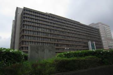 大阪地裁の入る建物