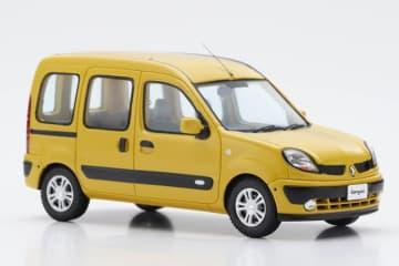 三栄から「ルノー・カングー」初代後期型の1/43ミニチュアカーを発売 2019年5月20日より