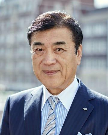 ハウステンボスの社長を退任する沢田秀雄氏
