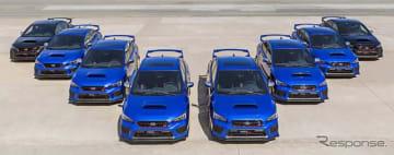 スバル WRX STI ファイナルエディション