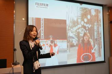 「私が関心を持つ企業」日本語プレゼン大会、北京科技大学で開催
