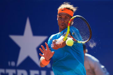 「ATP500 バルセロナ」でのナダル
