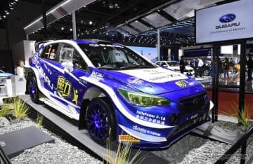 スバル XV ラリーチームチャイナ仕様(上海モーターショー2019)