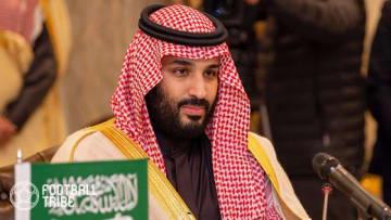ムハンマド・ビン・サルマーン王太子  写真提供:GettyImages