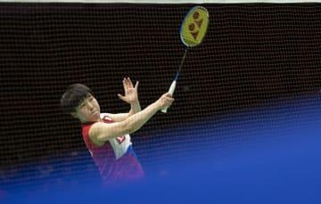 山口茜、女子単優勝 バドミントン·アジア選手権