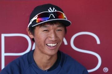 ヤンキース傘下スクラントンに所属している加藤豪将【写真:Getty Images】