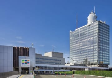 NHK放送センター(「Wikipedia」より)
