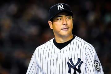 ヤンキース在籍時の黒田博樹氏【写真:Getty Images】