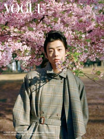 VOGUE JAPAN 2019年6月号 Photo:Kisshomaru Shimamura © 2019 Condé Nast Japan. All rights reserved.