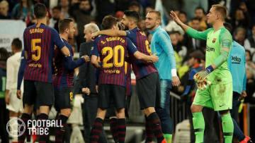 来季のスペインスーパー杯にはリーグ覇者のバルセロナの登場 写真提供:GettyImages