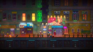 ネオノワールADV『Tales of the Neon Sea』Steam配信開始―日本語は次回アップデートで追加予定