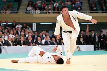 2019 全日本柔道選手権 決勝 写真:松尾/アフロスポーツ